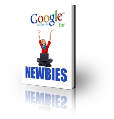 Product picture Google Adsense for Newbies, Make Money Online